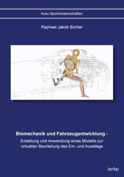 Biomechanik und Fahrzeugentwicklung  - Coverbild