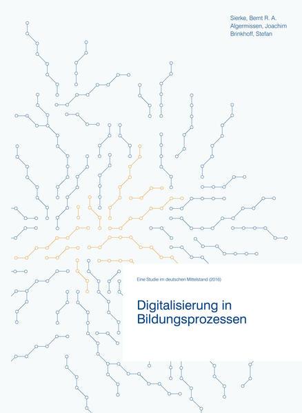Digitalisierung in Bildungsprozessen - Coverbild