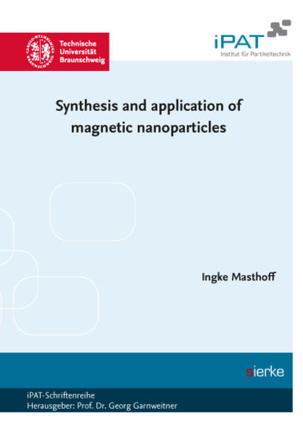 Synthesis and application of magnetic nanoparticles - Coverbild