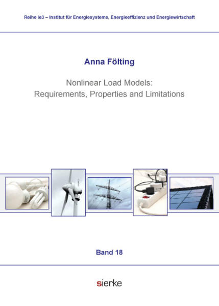 Nonlinear Load Models:  - Coverbild