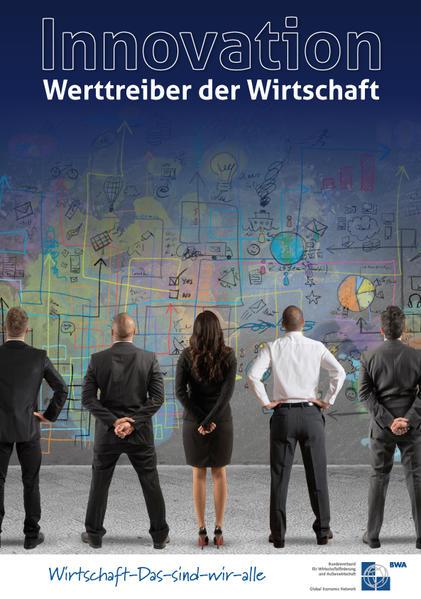 Innovation – Werttreiber der Wirtschaft - Coverbild