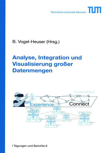Analyse, Integration und Visualisierung großer Datenmengen - Coverbild