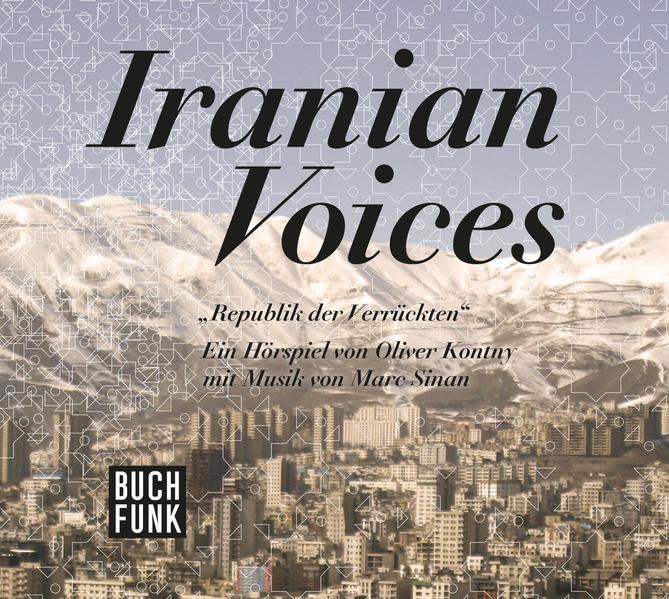 Iranian Voices - Coverbild