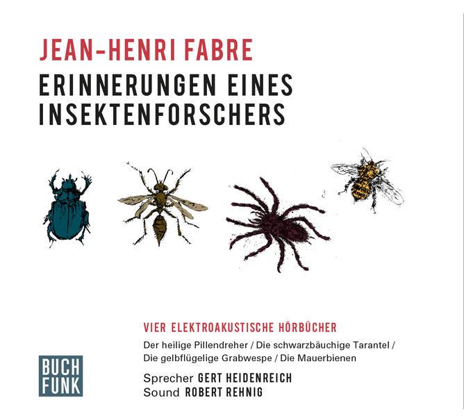 Erinnerungen eines Insektenforschers - Coverbild