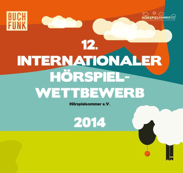12. Internationaler Hörspielwettbewerb (2014) - Coverbild