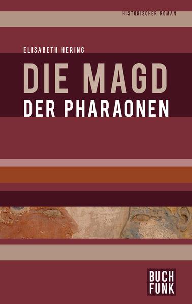 Die Magd der Pharaonen - Coverbild
