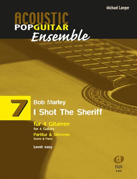 I Shot The Sheriff - Coverbild