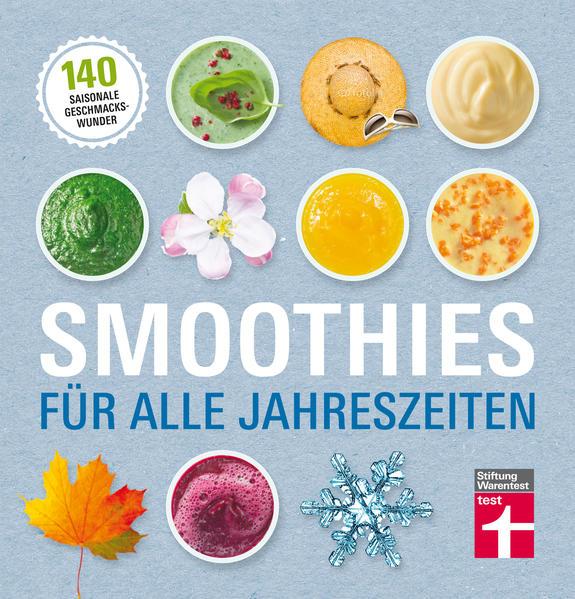 Smoothies für alle Jahreszeiten - Coverbild