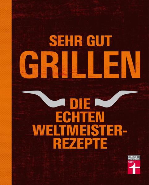 Sehr gut grillen - Coverbild