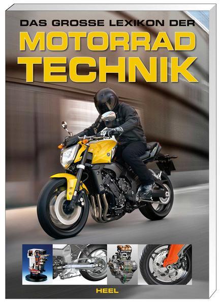 Das große Lexikon der Motorrad-Technik - Coverbild