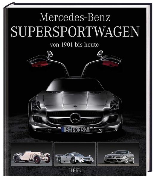 Mercedes-Benz Supersportwagen - Coverbild