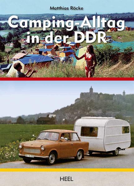 Camping-Alltag in der DDR - Coverbild