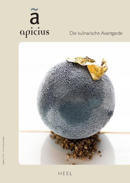 Apicius (Band 1/2012) - Coverbild