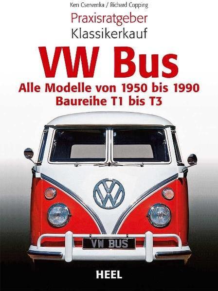 Praxisratgeber Klassikerkauf VW Bus - Coverbild