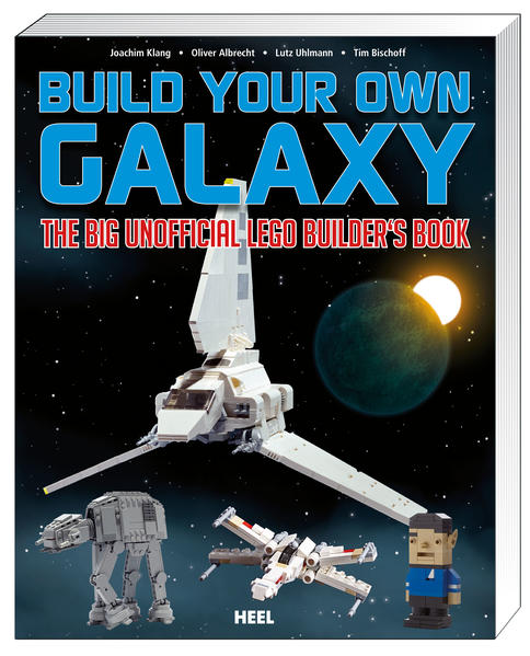 Build Your Own Galaxy - Coverbild