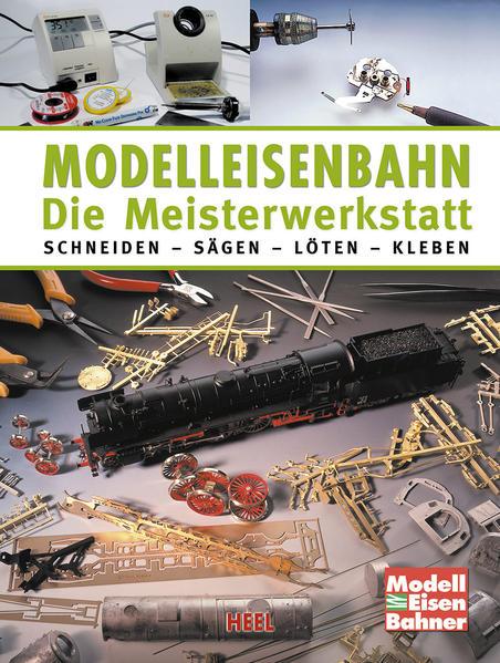 Kostenloses PDF-Buch Modelleisenbahn - Die Meisterwerkstatt