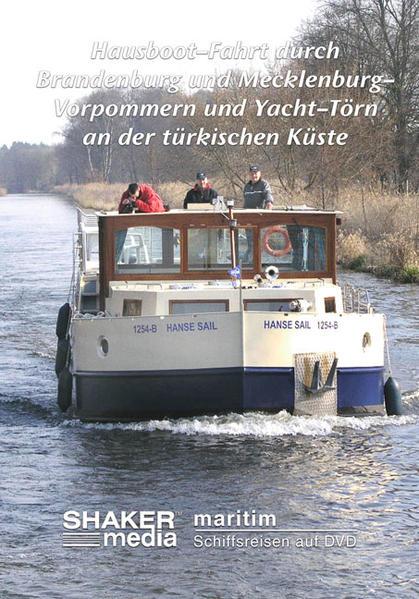 maritim - Schiffsreisen auf DVD (7) - Coverbild