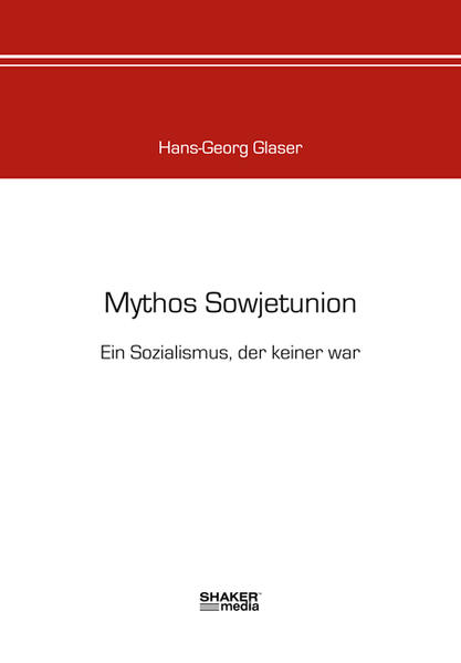 Mythos Sowjetunion - Coverbild