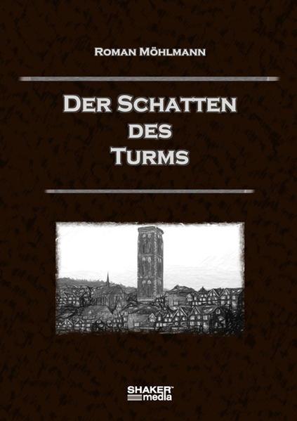 Der Schatten des Turms - Coverbild