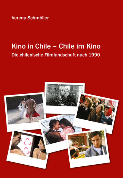 Kino in Chile – Chile im Kino - Coverbild