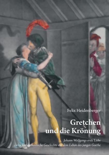 Gretchen und die Krönung - Coverbild