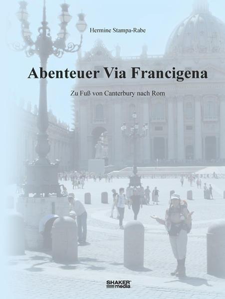 Abenteuer Via Francigena - Coverbild