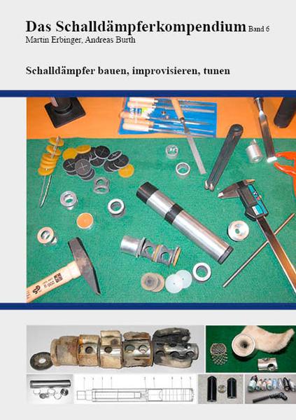 Das Schalldämpferkompendium Band 6 - Coverbild