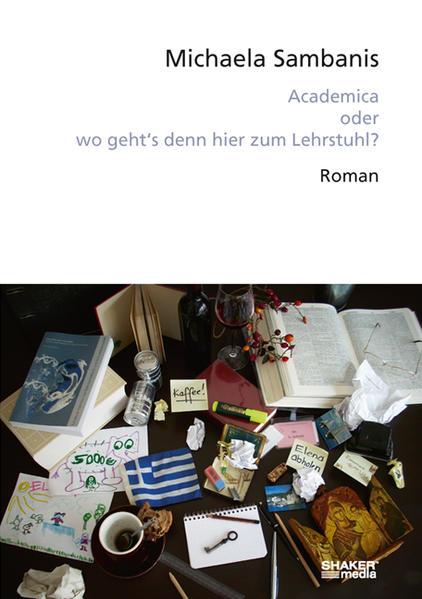 Academica oder wo geht's denn hier zum Lehrstuhl? - Coverbild