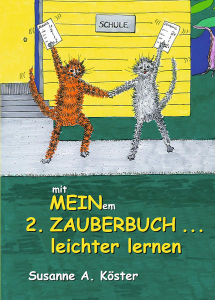 mit MEINem 2. ZAUBERBUCH ... - Coverbild