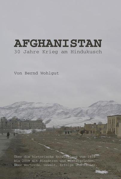 Afghanistan - 30 Jahre Krieg am Hindukusch - Coverbild