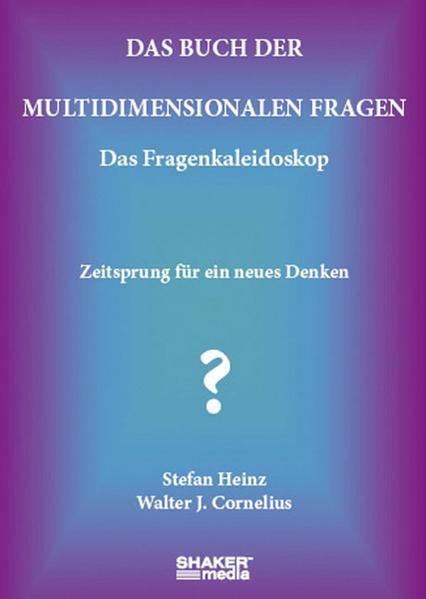 Das Buch der multidimensionalen Fragen - Coverbild