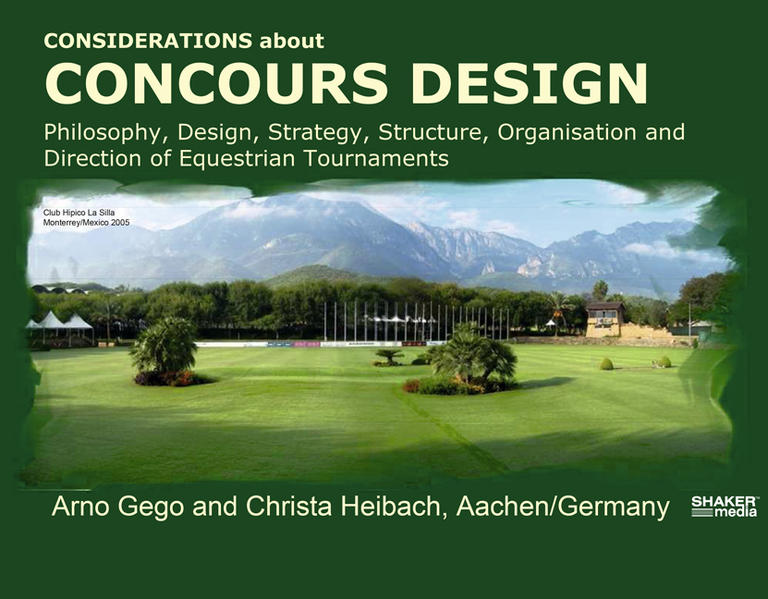 Considerations about Concours Design - Coverbild