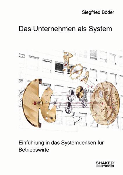 Das Unternehmen als System - Coverbild