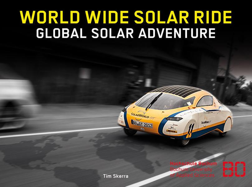 WORLD WIDE SOLAR RIDE - Coverbild