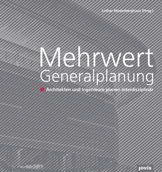 Mehrwert Generalplanung - Coverbild