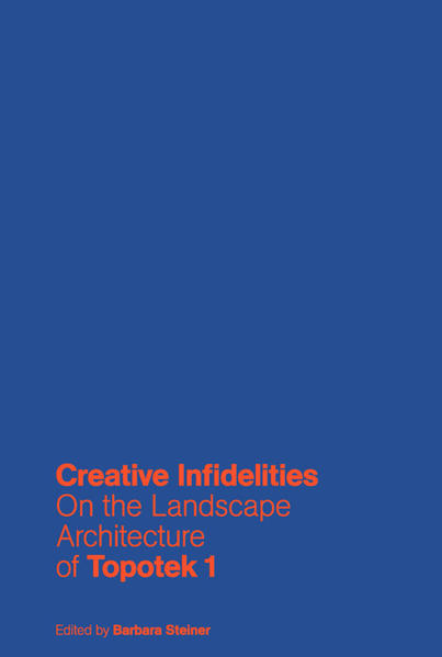 Creative Infidelities - Coverbild