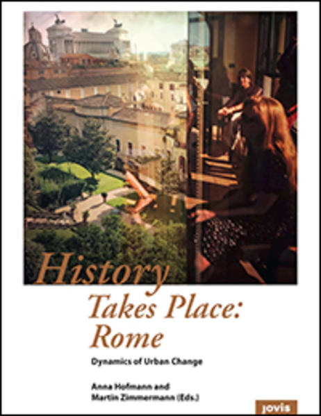 History Takes Place: Rome - Coverbild