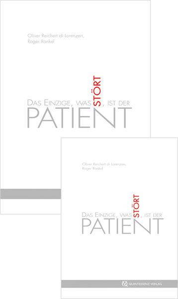 Das Einzige, was stört, ist der Patient - Coverbild