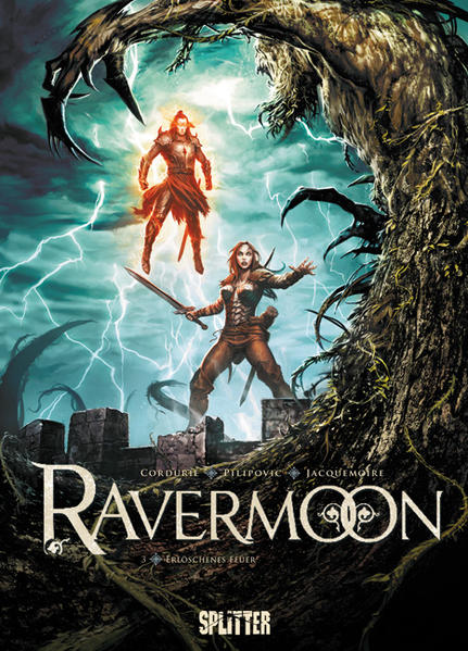 Ravermoon - Coverbild