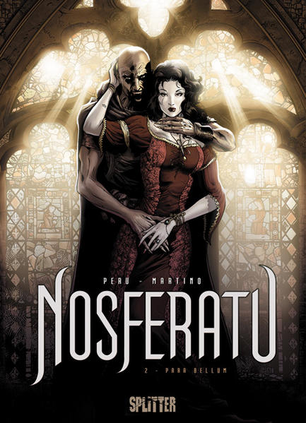 Nosferatu - Coverbild