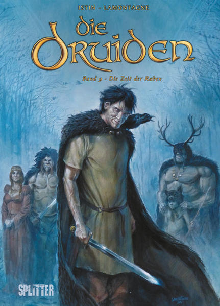 Druiden, Die - Coverbild
