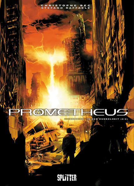 Prometheus - Coverbild