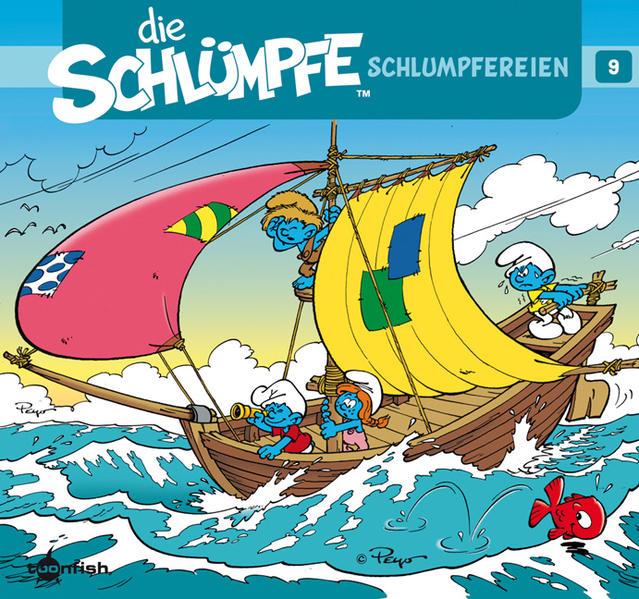 Schlumpfereien - Coverbild