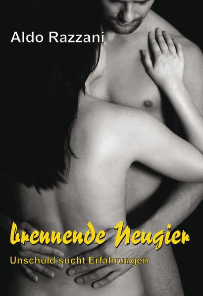 Brennende Neugier - Coverbild