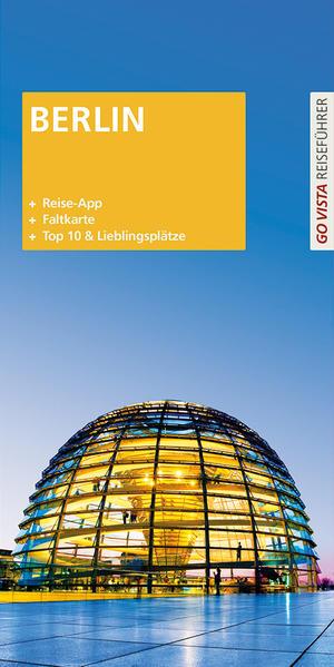 GO VISTA Plus: Reiseführer Berlin - Coverbild