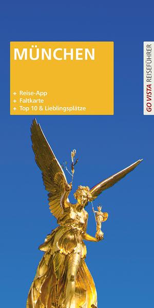 GO VISTA Plus: Reiseführer München - Coverbild