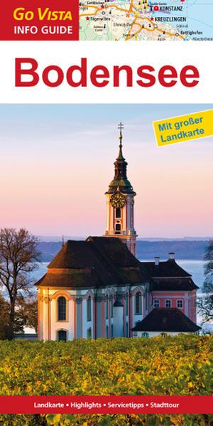 GO VISTA: Reiseführer Bodensee - Coverbild