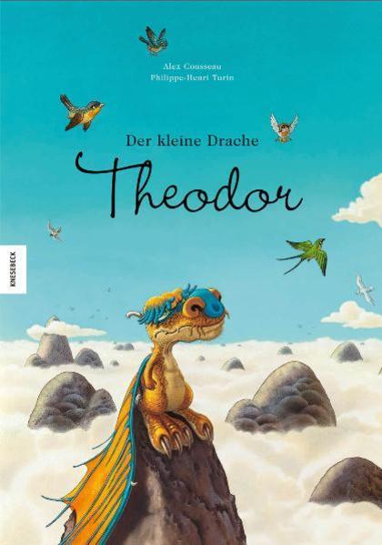 Der kleine Drache Theodor - Coverbild