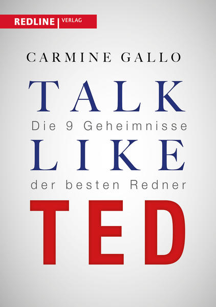 Talk like TED - Coverbild