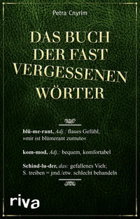 Das Buch der fast vergessenen Wörter Cover